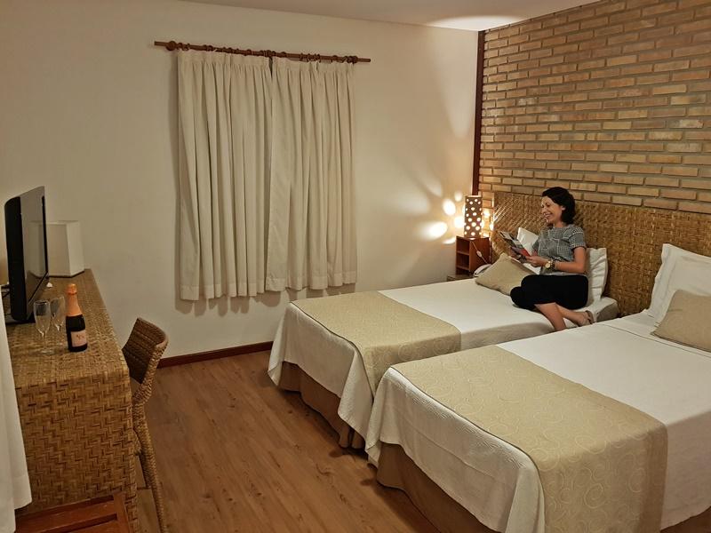 Detalhes da nossa hospedagem no Grand Oca Maragogi Resort