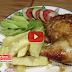 Receta de Pollo a la brasa casero (Vídeo)