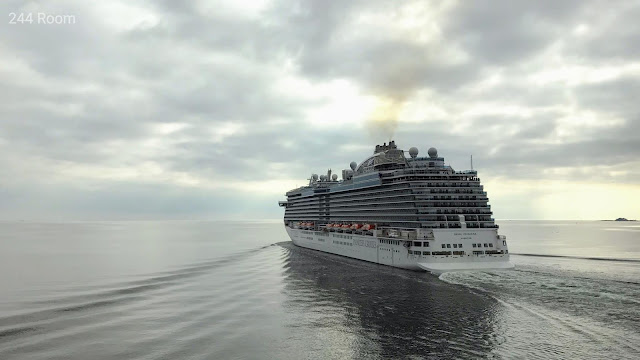 Tallinksilja line Megastar ferry ship