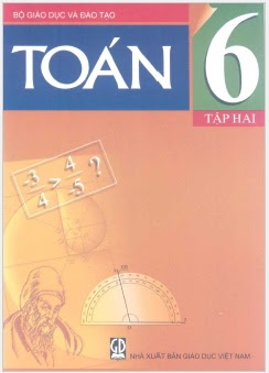 Sách Giáo Khoa Toán Lớp 6 Tập 2 - Nhiều Tác Giả
