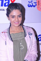 Sri Mukhi in Denim and Jacket at Max Summer Collection Launch  Exclusive 025.JPG