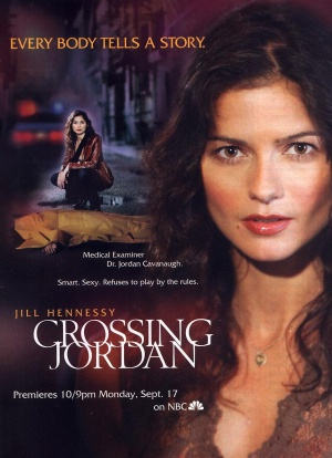 Crossing Jordan TV poster