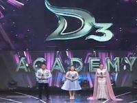 Nama 10 Besar D'Academy 3, Dan daftar finalis 10 Besar D'Academy 3 indosiar