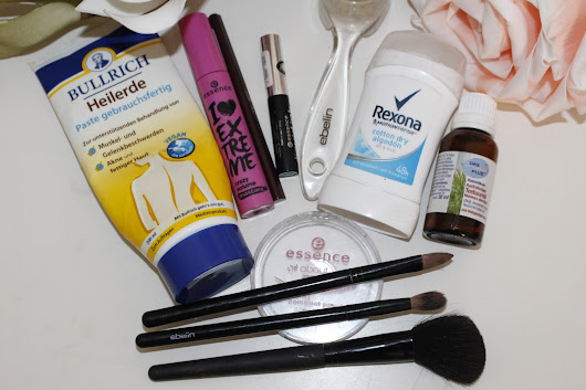 MY FAVORITE DRUGSTORE PRODUCTS