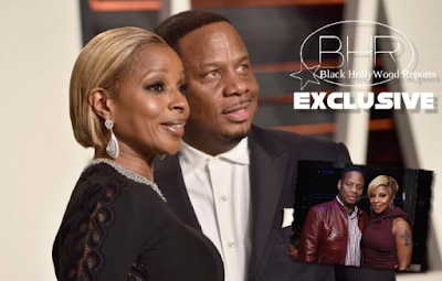 Kendu Issacs Ask His Ex- Wife R&B Diva Mary J Blige For $129K In Spousal Support