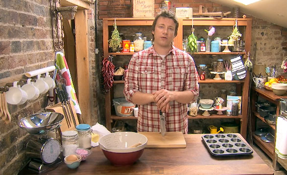 Jamie Oliver At Home Ep 11 Video Clump Gardening