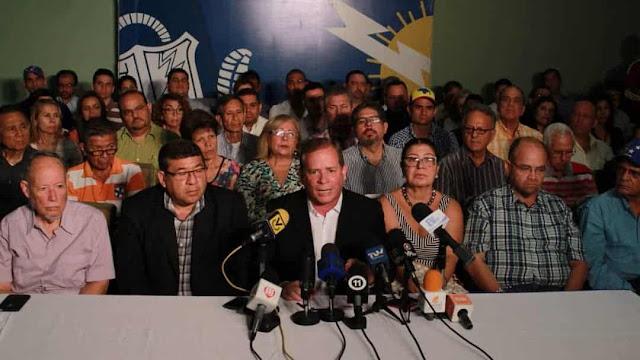 Guanipa dice que no tuvo nada que ver con explosión en Subestación Gallo Verde