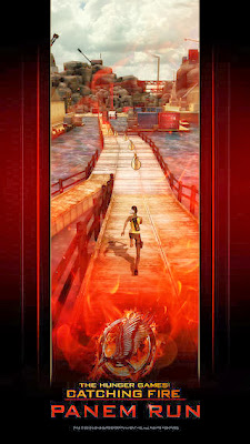 The Hunger Games: Catching Fire - Panem Run game Android, iPad and iPhone