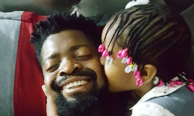 Photos: Basketmouth's Daughter Stuns In Traditional Attire!
