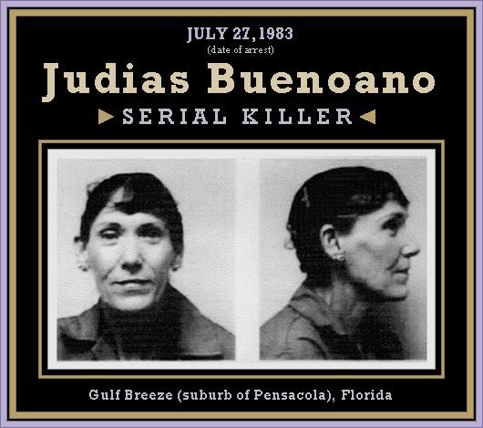 Unknown Gender History: Judias Buenoano, Florida Serial Killer – 1983
