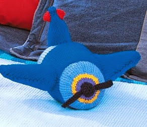 http://www.yarnspirations.com/pattern/knitting/airplane-toy