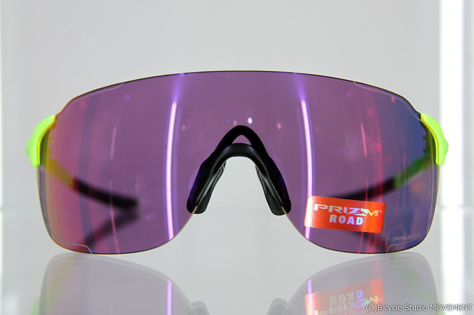 BICYCLE STUDIO MOVEMENT BLOG  OAKLEY  quot Retina Burn quot  Sunglasses Oakley  EVZero Stride OO 9386 ... 04e13e04e76f