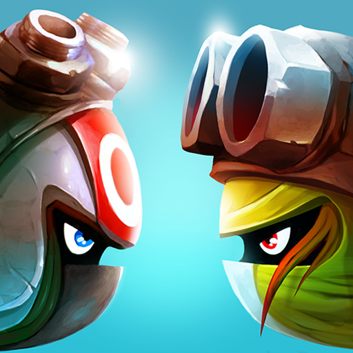 تحميل لعبة Battle Bay مهكرة وكاملة للاندرويد اخر اصدار