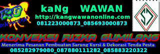 sarung kursi futura, kaNg WAWAN