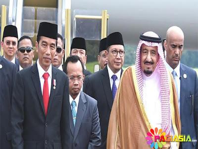 Ini Cerita Lukman Selaku Menag Ketika Semobil Bersama dengan Raja Salman