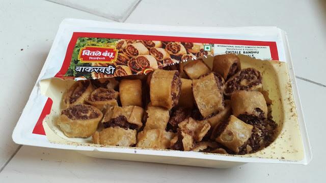 Chitale Bandhu Bhakarwadi