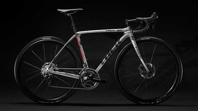 Trek Domane, la nueva bici de John Degenkolb