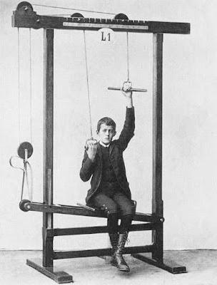Gimnasios del siglo XIX