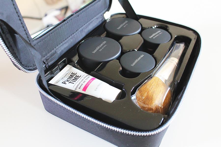 bareminerals complexion kit foundation powder primer