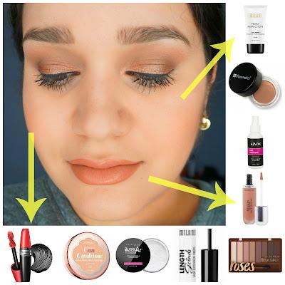 Everyday Drugstore Makeup Look!