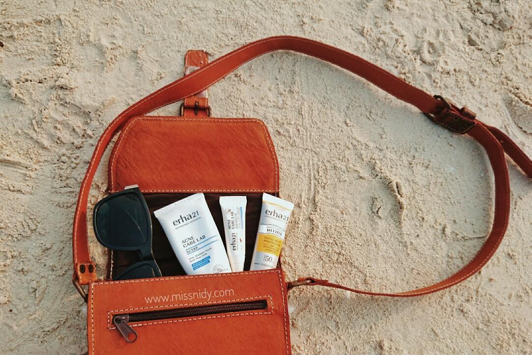 sunscreen cocok untuk travelling
