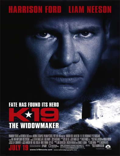 Ver K-19: The Widowmaker (2002) Online