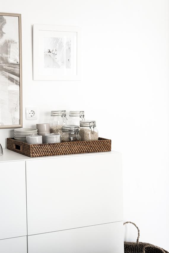 My breakfast station © Eleni Psyllaki My Paradissi