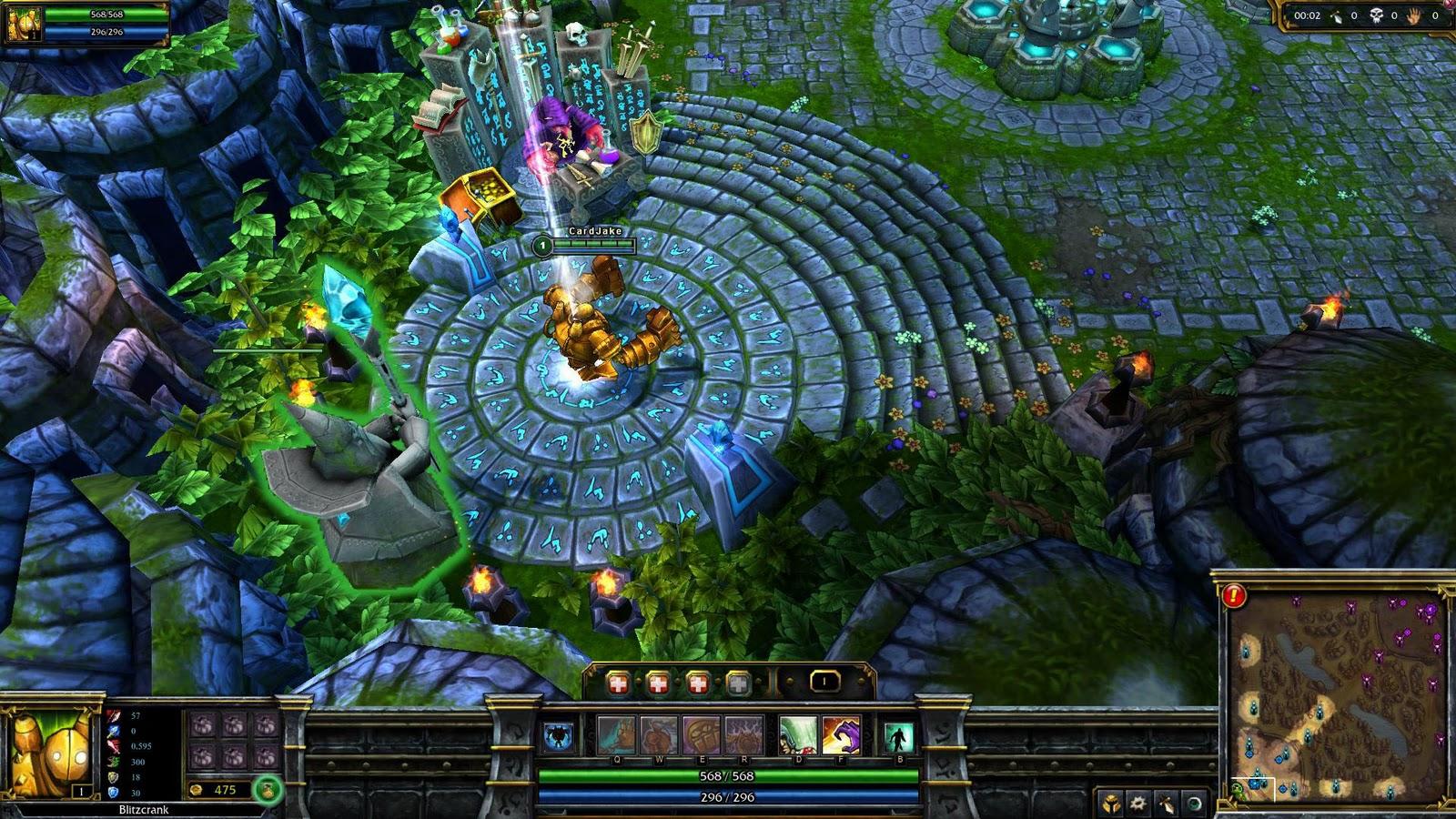 Juegos Multijugador Dark Orbit League Of Legends