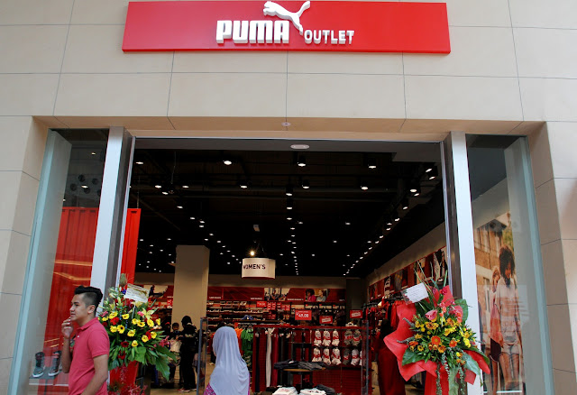 PUMA OPENS NEW STORE AT MITSUI OUTLET PARK SEPANG!  a74a4d11856e