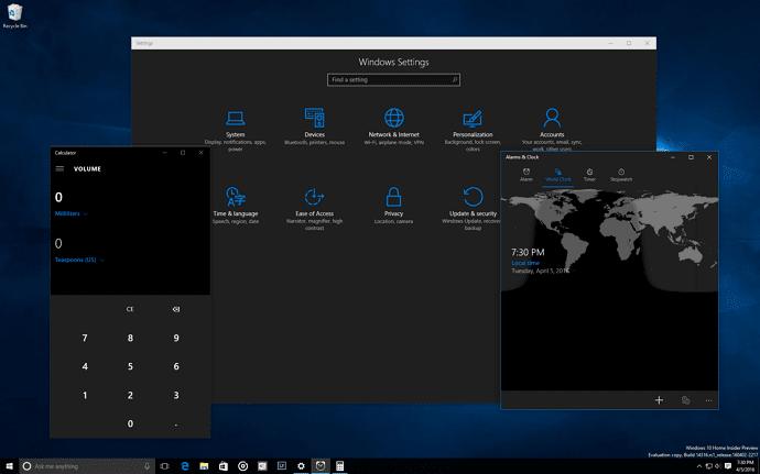 Windows 10 Anniversary Update Preview, Inilah Fitur Terbaru Windows 10 9
