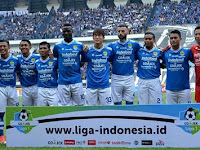 Posisi Persib Bandung di Klasemen Liga 1 2018 Terbaru