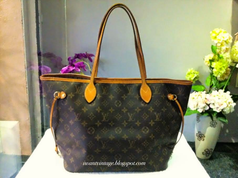 77a65f1a1253 Louis Vuitton Neverfull MM Monogram