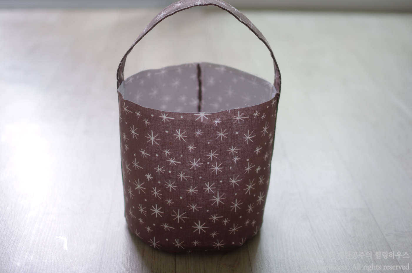 Drawstring Lunch Bucket Bag Free Tutorial Net