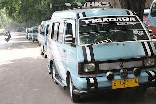 Angkot Cirebon : Angkot D1/AX