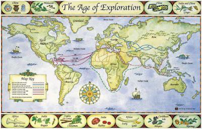 Perkembangan Pandangan Geografi Abad Pertengahan Renaissance