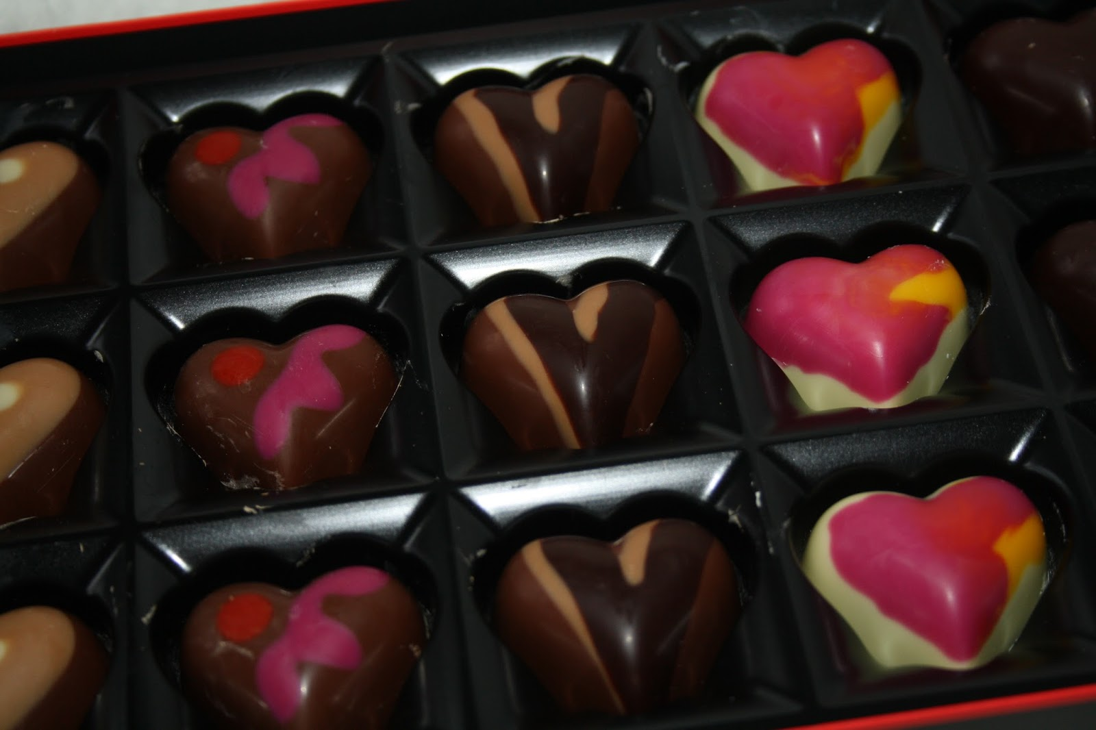 Secret Valentines with Hotel Chocolat