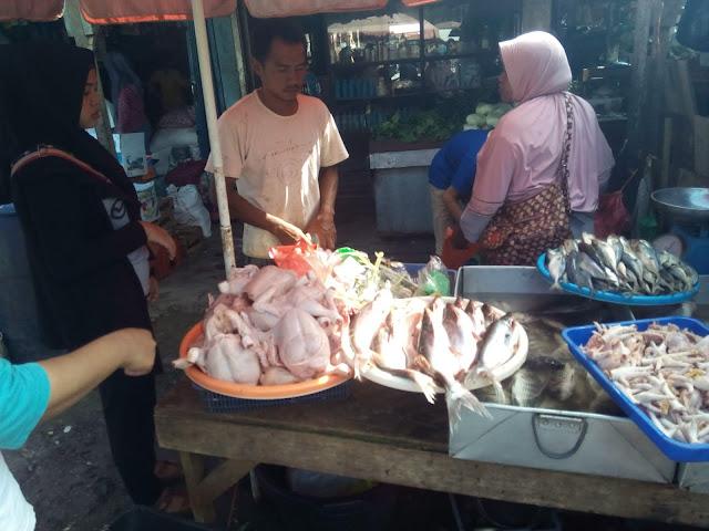 Harga Daging Ayam Potong Tembus Rp 40 Ribu Per Kilo