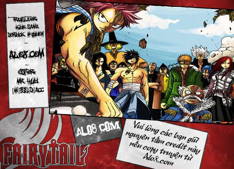 Fairy Tail Chap 189