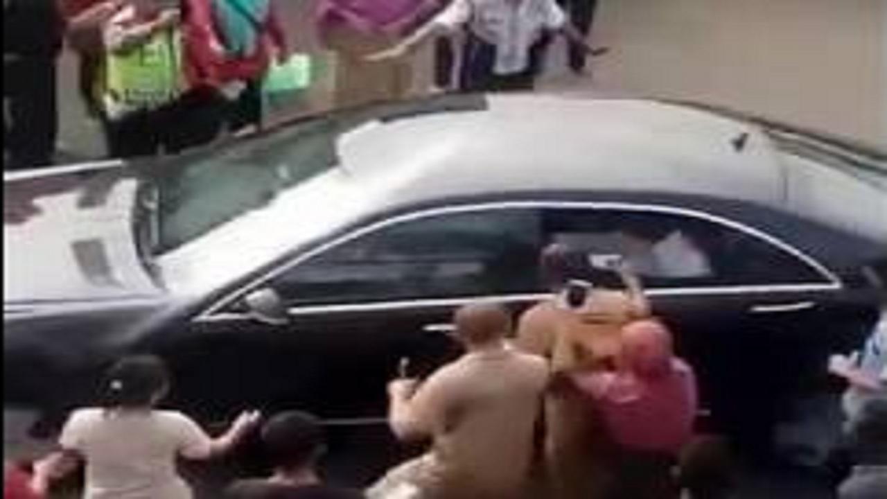 Kunjungan Jokowi ke Kota Banjar