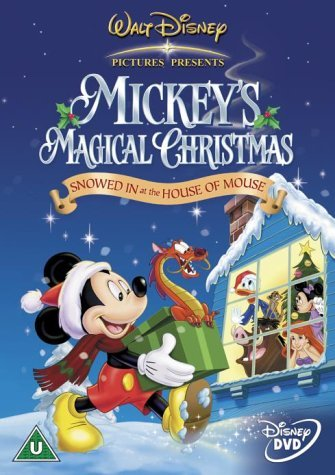 Watch Mickey's Magical Christmas: Snowed in at the House of Mouse (2001) Online For Free Full Movie English Stream