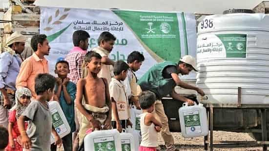 KING SALMAN HUMANITARIAN AID CARRIES 1.7 BILLION DOLLARS PROJECTS
