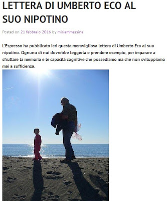 https://miriammessina.wordpress.com/2016/02/21/lettera-di-umberto-eco-al-suo-nipotino/