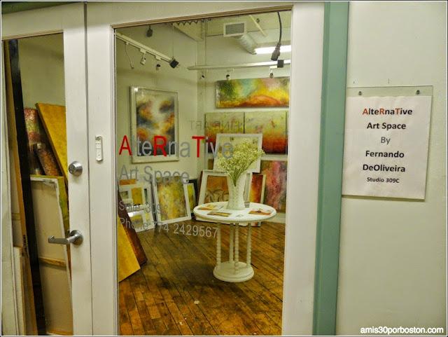 Pequeños Estudios de Arte en Boston