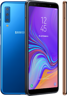 Camera Monster | A Triple Rear Camera Phone | Samsung Galaxy A7 | Specifications