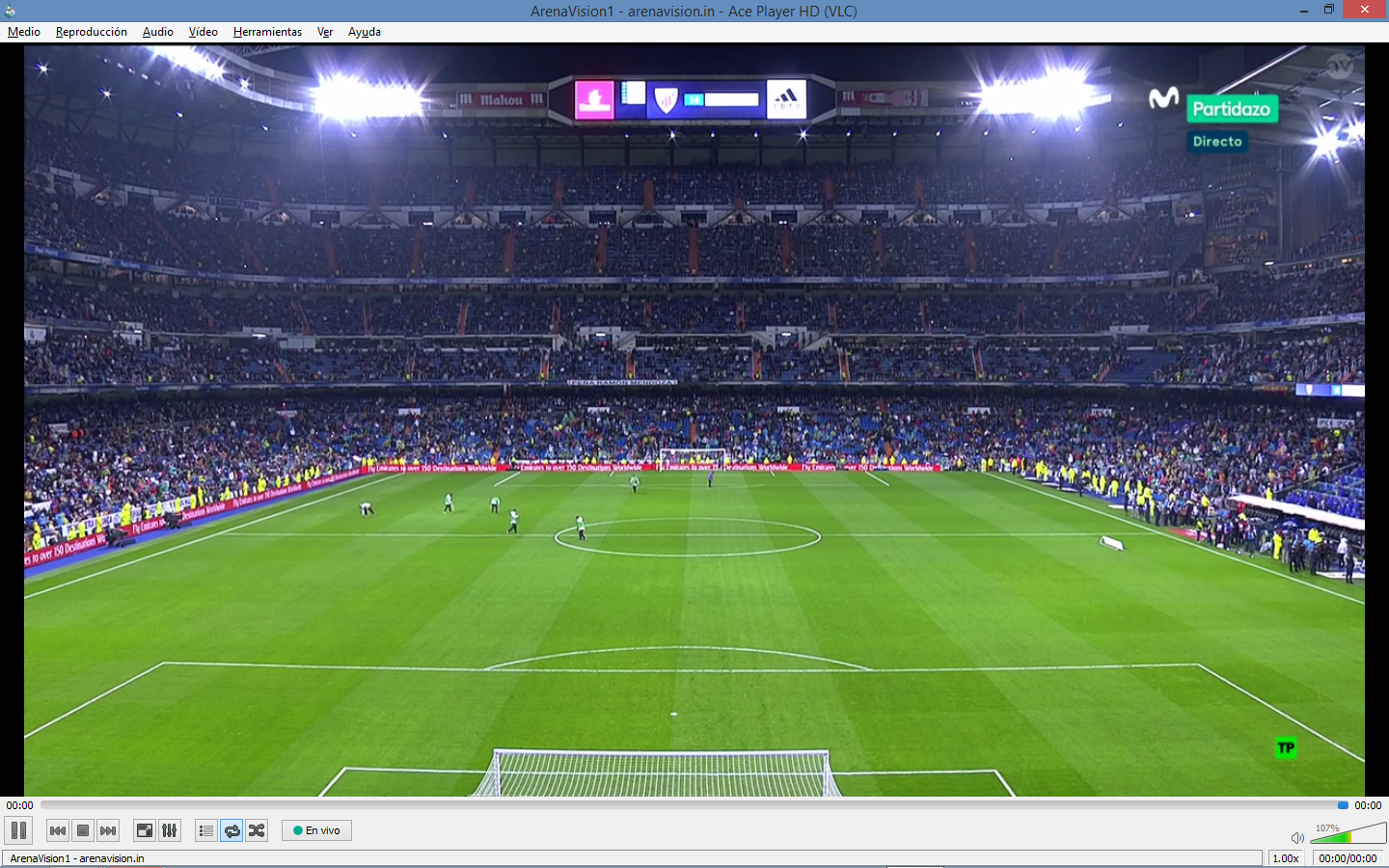 Real madrid tv real madrid 2 1 athletic for Real madrid tv