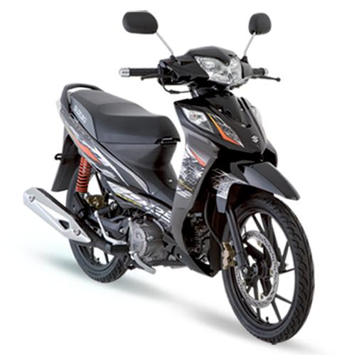 Suzuki Raider J Pro Spec And Price: Over The Limit: Top Machines: Top 10 Philippine Underbone