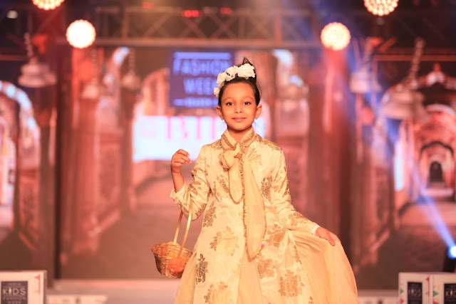 Day-2,Kids during India Kids Fashion Week