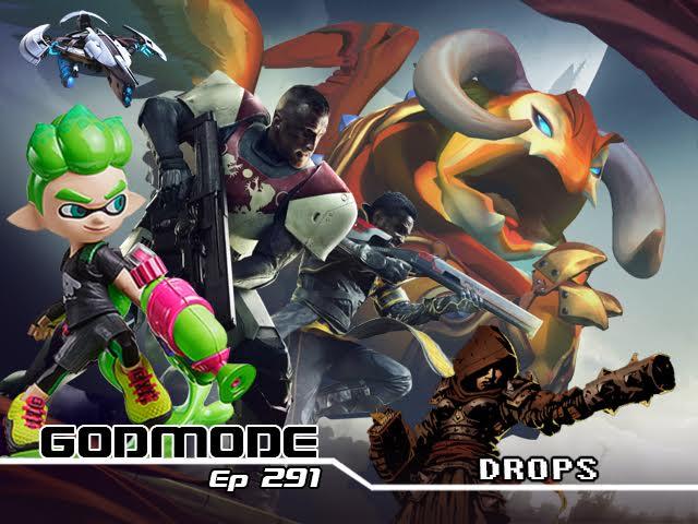 GODMODE 291 - DROPS