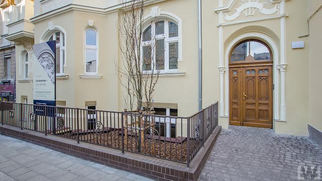 Cieszkowskiego 4 w Bydgoszczy, inwestycja Moderator Inwestycje