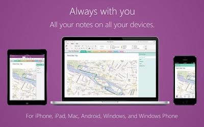 مايكروسوفت تصدر تطبيقها OneNote لأجهزة الماك مجاناً لفترة محدودة